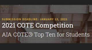 2021 cote competition