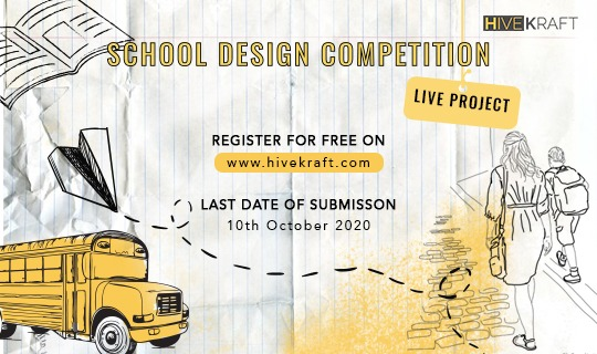 School Design - Live On HK