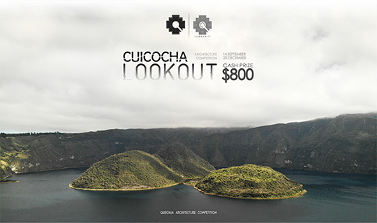 cuicocha lookout competition