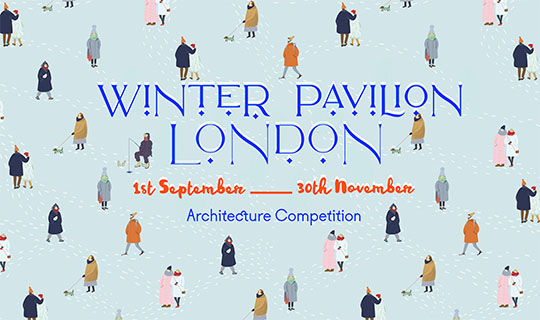 london winter pavilion