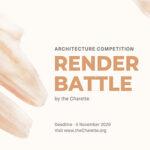 RENDER BATTLE – One Mind-Blowing Architectural Graphic.