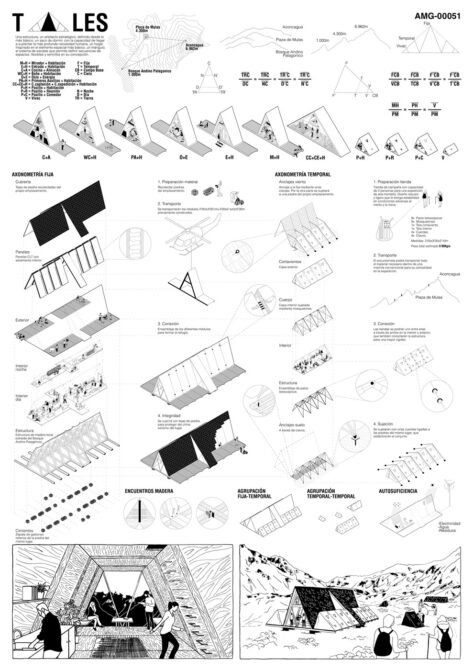 architecture competition board VERTICAL