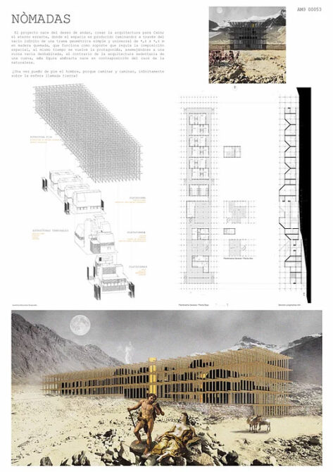 architecture competition layout 2