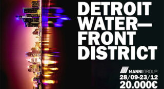 detroit waterfront district