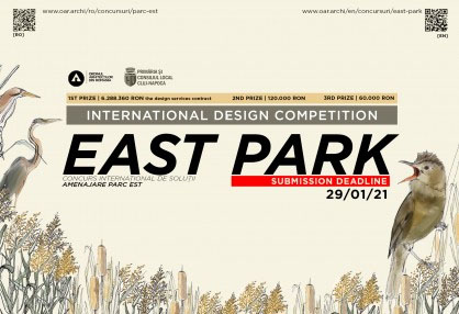 east park design competition