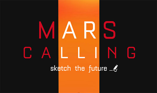 mars calling architecture competition