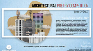 architectural poetry competition