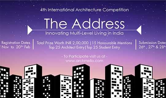 the address competition
