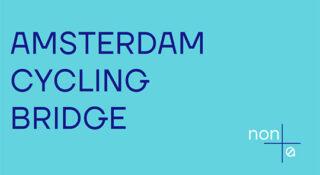 amsterdam cycling bridge