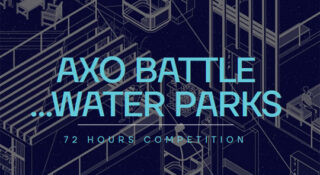 axo battle water parks architecture competition