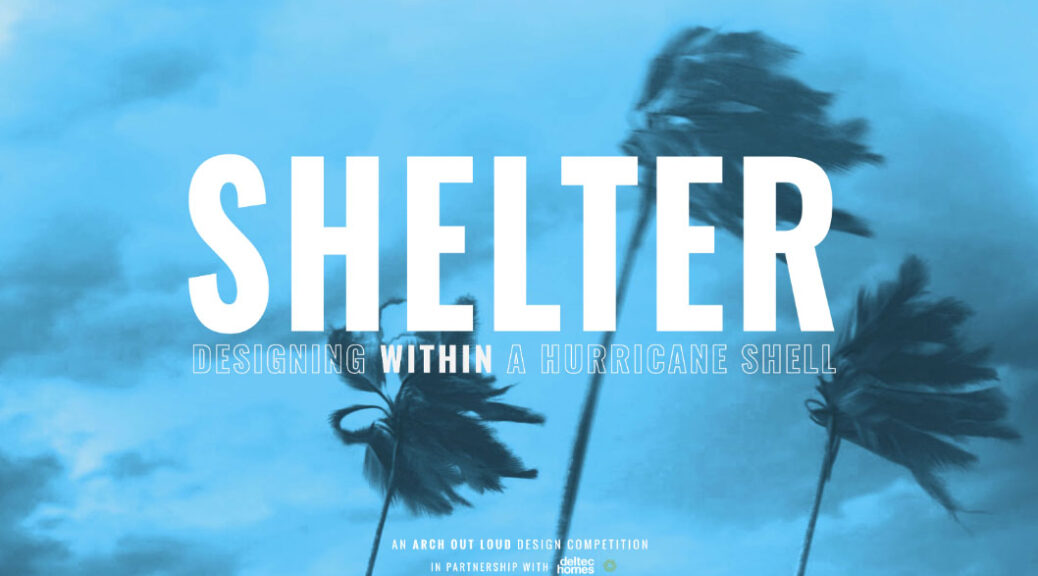 shelter architecture competition