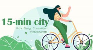 15min city urban design competition