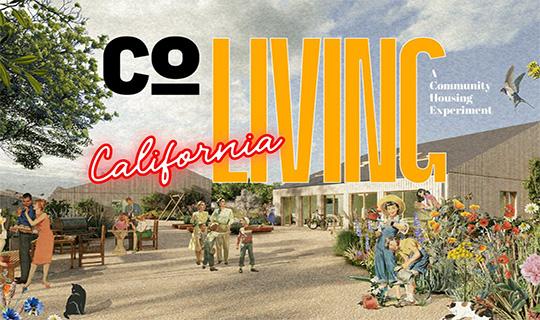 co living california