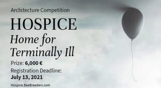 hospice home for terminally ill architetcure competition