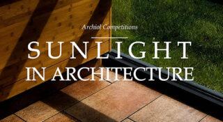 sunlight in architecture