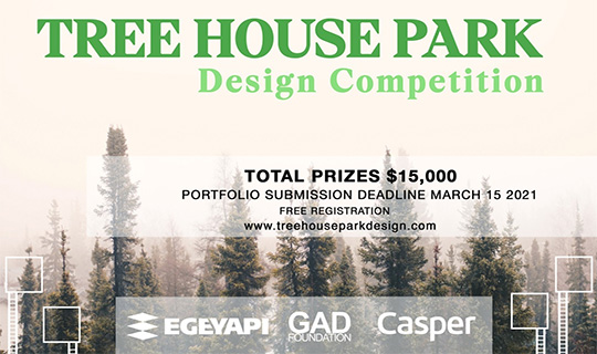 tree house park - young architects competition