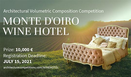 monte d'oiro wine hotel competition