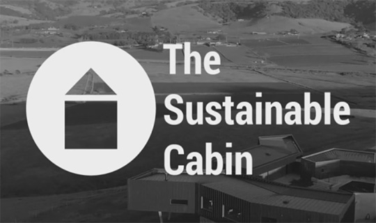 the sustainable cabin