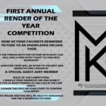 RENDER OF THE YEAR COMPETITION 2021