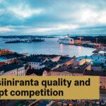 Makasiiniranta Quality and Concept Competition