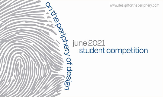Student Design Competition 2021 Call for Entries