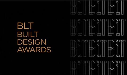 blt built design awards