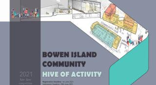 bowen islan community hve of activity