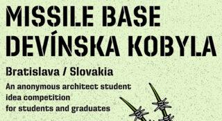 Missile base at the top of the Devínska Kobyla National Nature Reserve in Bratislava