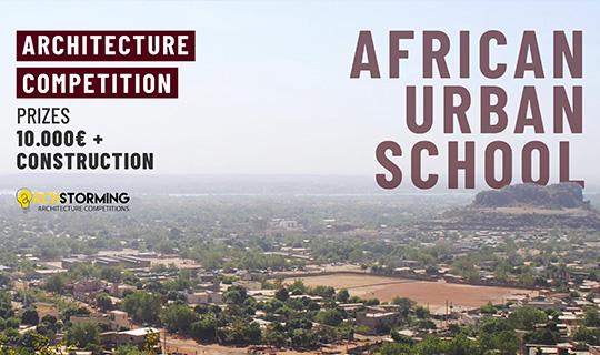 african urban school
