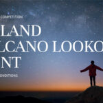 Iceland Volcano Lookout Point