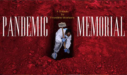 pandemic memorial