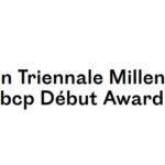 Lisbon Triennale Millennium bcp Début Award