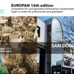 EUROPAN 16 ITALIA: Living Cities