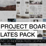 Free Project Boards Templates Pack | 20 Inspirations