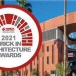 2021 Brick in Architecture Awards