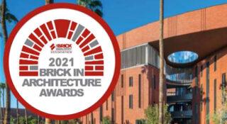 brick architecture award