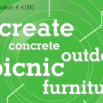 "Public Space Design Competition: ""Recreate Concrete Outdoor Picnic Furniture"""