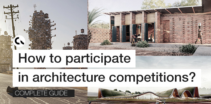 how to participate in architecture competitions