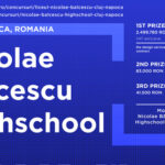 Nicolae Bălcescu Highschool, Cluj-Napoca