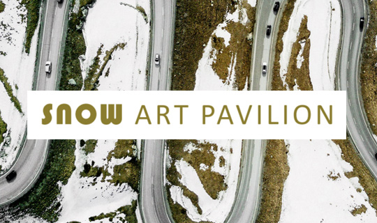 snow art pavillion