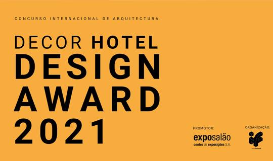 decor hotel design award