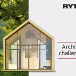 Ryterna modul Architectural Challenge 2021: Tiny House
