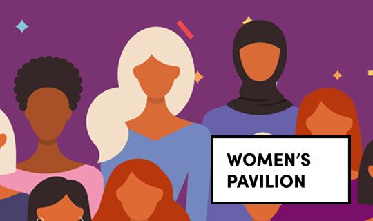 women's pavilion
