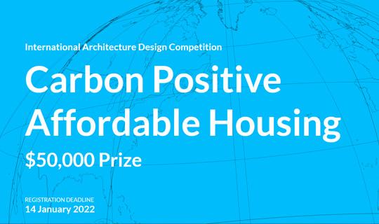 carbon positive affordable housing