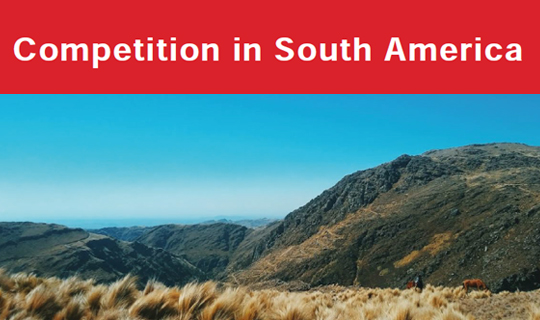 competition in south america