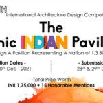The Iconic Indian Pavilion – Design  A Pavilion Representing A Nation of 1.3 Billion