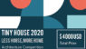 tiny house 2020 ARCHITECTURE COMPETITION
